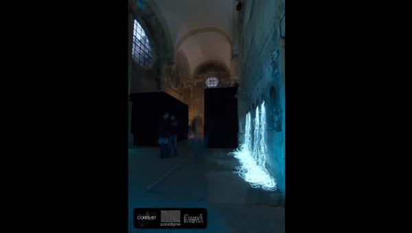 Festival d'arts numériques Contrast